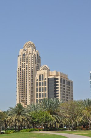 Arjaan by Rotana: View of hotel