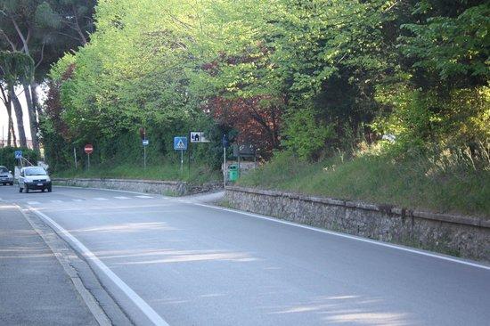 Ostello del Chianti : Hostel entrance