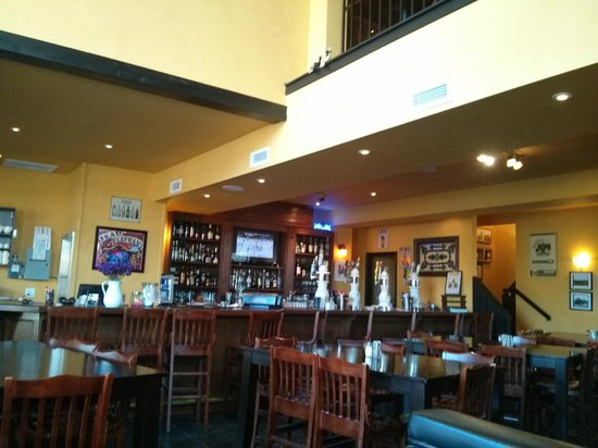 The Waterfront River Pub and Terrace: Inside