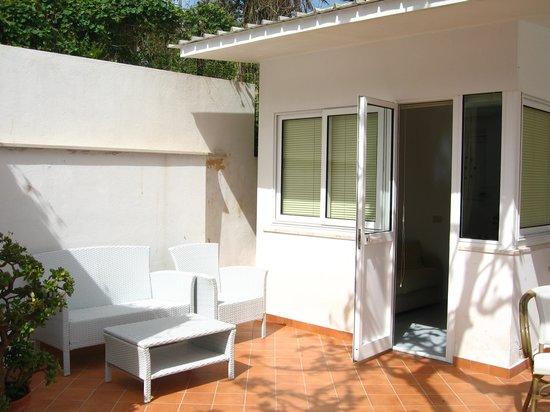 Hotel Villa Sanfelice: Terrazzino