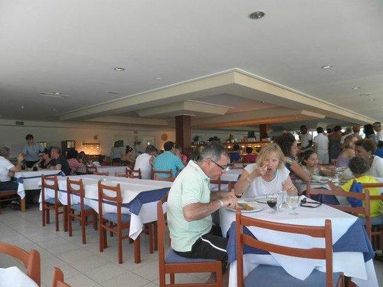 Roc Carolina: salle repas