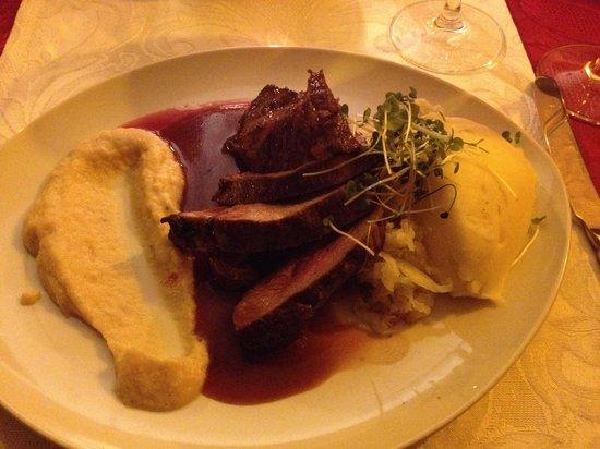 The Locke Restaurant: Delicious!!