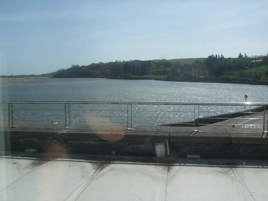 Celtic Ross Hotel: First floor bedroom view over estuary
