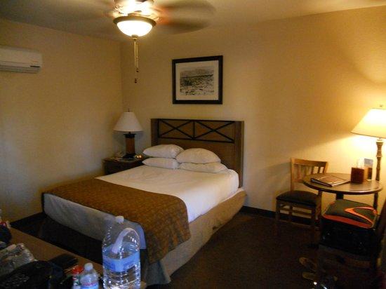 The Ranch at Death Valley: la chambre