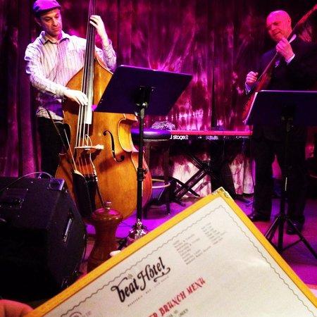 Beat Brasserie : Jazz Brunch!
