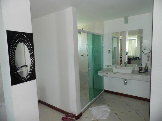 Pousada Laguna: habitacion de luxe