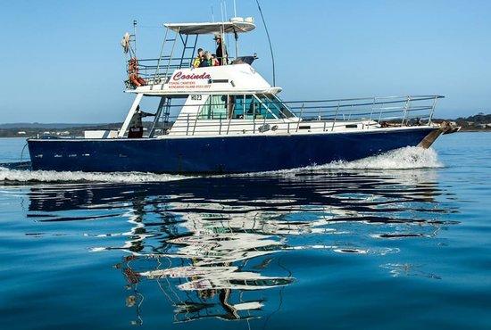 American River, Australien: Cooinda Fishing Charters