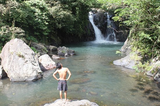 7 Air Terjun Sambangan: secret pool