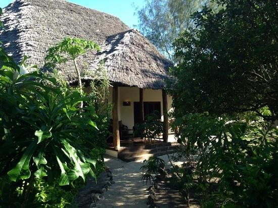 Anna of Zanzibar: unsere Villa