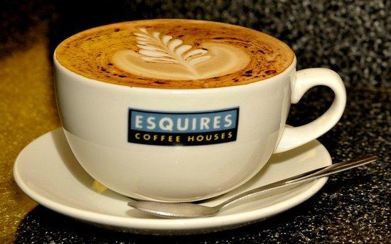 Esquires Coffee House: Adella Coffee