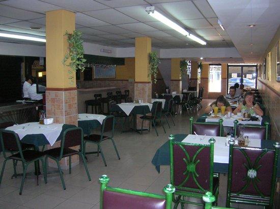 Hotel Benidorm : Restaurante