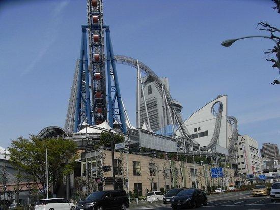 Hotel Wing International Korakuen: Tokyo dome city