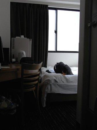 Hotel Wing International Korakuen: Single room