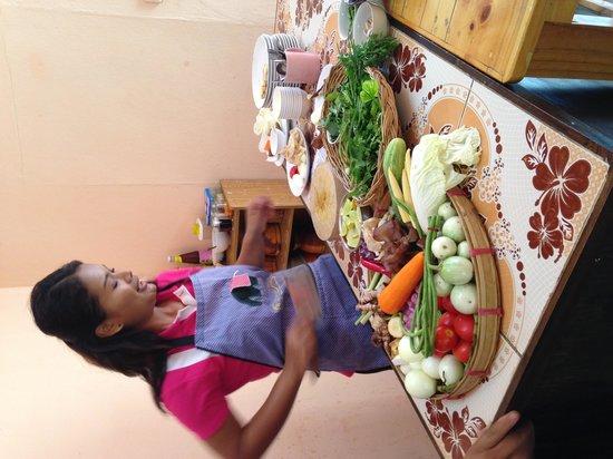Smart Cook Thai Cookery School : Benny