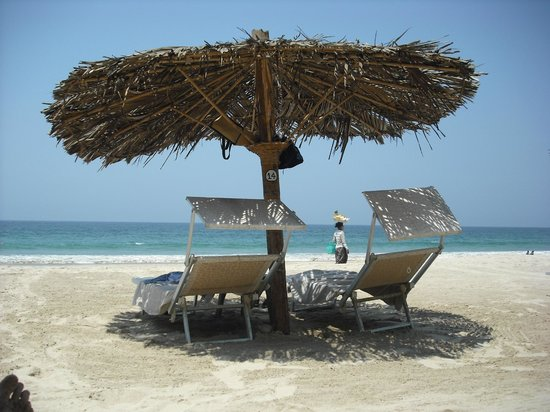 Sandoway Resort: spiaggia resort