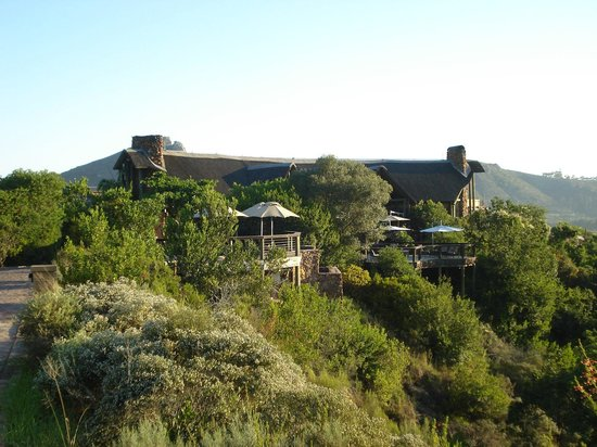 Botlierskop Private Game Reserve: Game Lodge