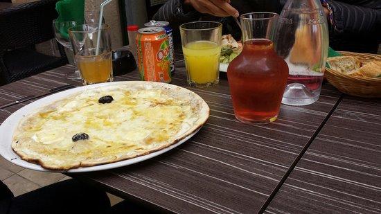 Pizzeria Cerutti : Pizza