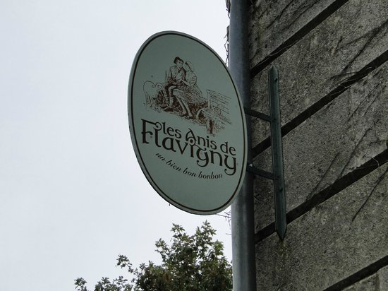 Fabrique des Anis de Flavigny