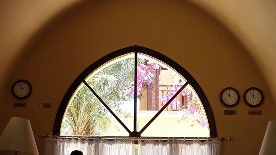 Jaz Makadi Saraya Resort: no london clock???!!!!
