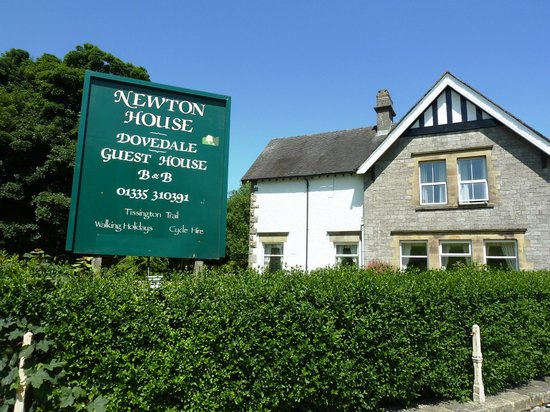 Newton House Hotel: Hotel Exteriore
