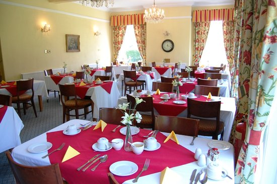 Newton House Hotel: Dining Area
