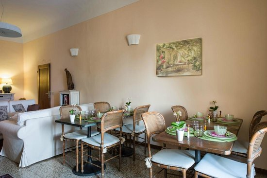 B&B Il Palagetto Guest House: breakfast room