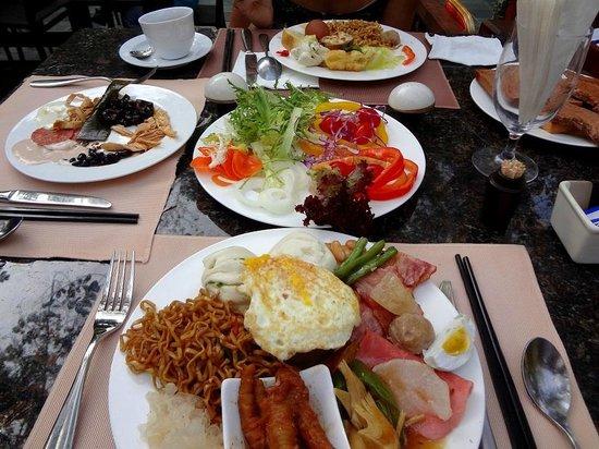 NARADA Resort & Spa Qixian Mount: Всё свежее