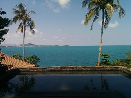 The Kala Samui : View from lobby