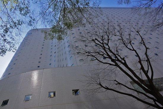 Shinjuku Washington Hotel Main: eindrückliche Architektur