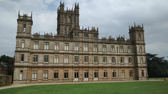 Highclere Castle: Highclere