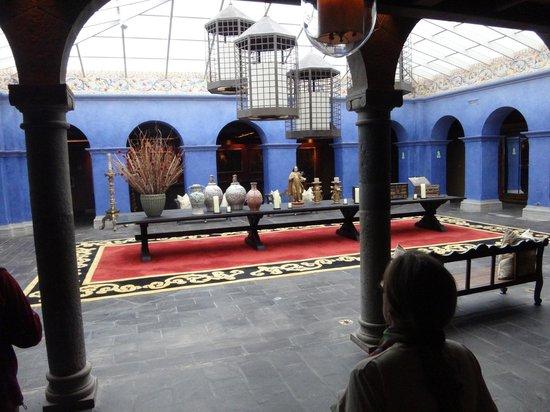 Palacio del Inka, a Luxury Collection Hotel: Lobby