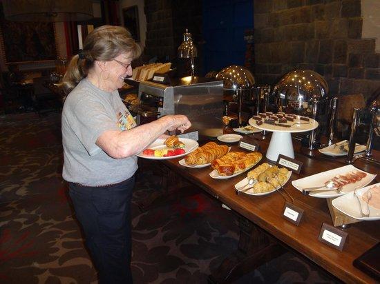 Palacio del Inka, A Luxury Collection Hotel, Cusco: Breakfast