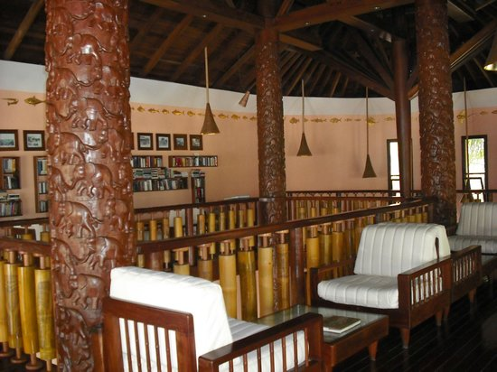 Sandoway Resort: biblioteca