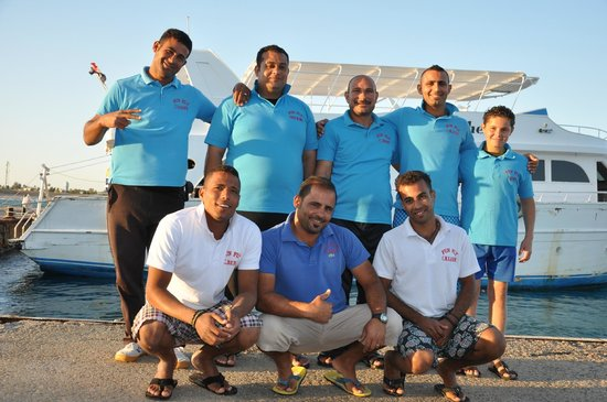Mercure Hurghada Hotel: fun fly team work