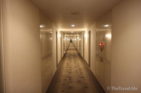 Karuizawa Prince Hotel West : 走廊
