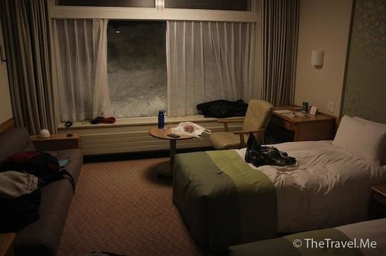 Karuizawa Prince Hotel West : 房間內部