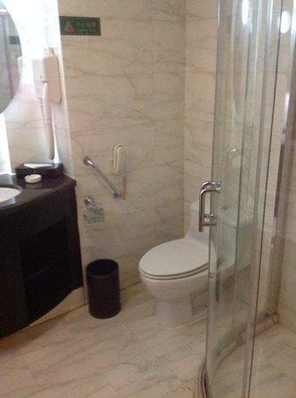 Regent Hotel: Bathroom