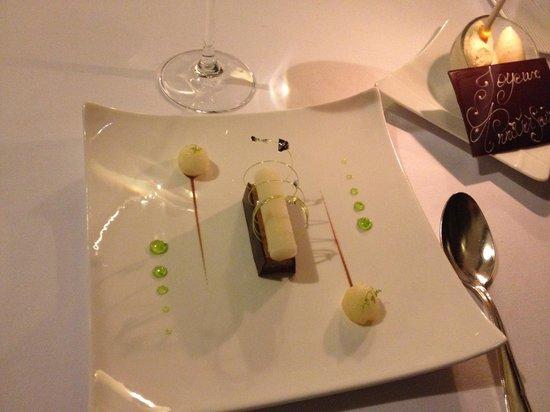 Les Freres Ibarboure: dessert
