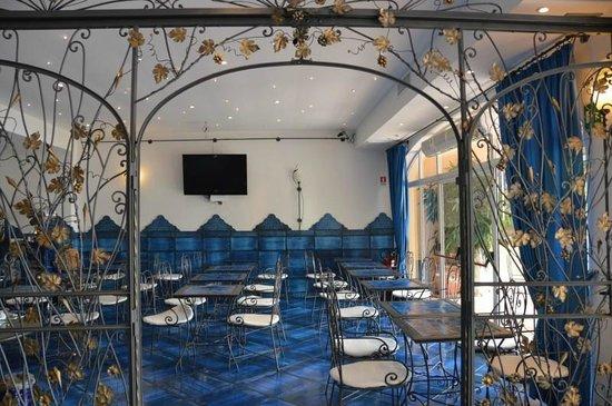 Positano Art Hotel Pasitea : Breakfast & Happy Hour Bistro