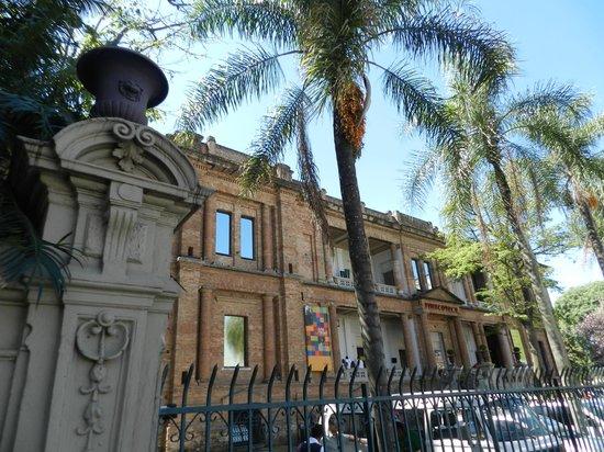 Pinacoteca del Estado: Pinacoteca de São Paulo