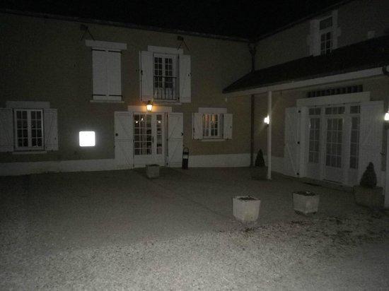 Moulin de la Coudre: Hotel