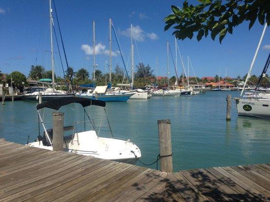 Jolly Beach Resort & Spa: Jolly Harbour