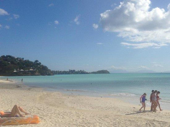 Jolly Beach Resort & Spa: Beautiful beach......
