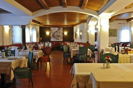 Hotel Residence Baita Clementi: sala colazione pranzo e cena