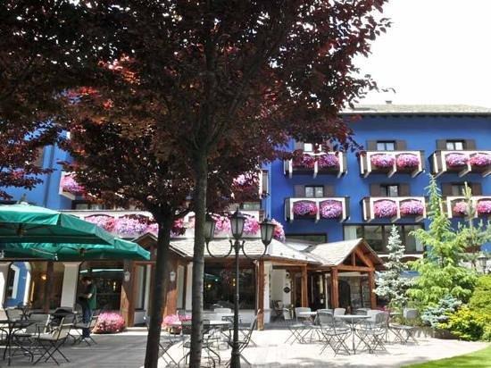 Hotel Residence Baita Clementi: esterno...