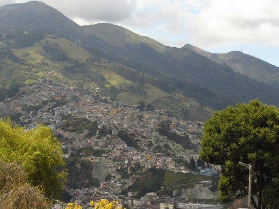 El Panecillo: gorgeous view