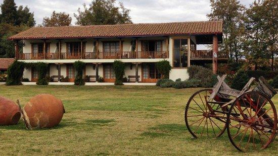 Hotel Casa de Campo: Patio