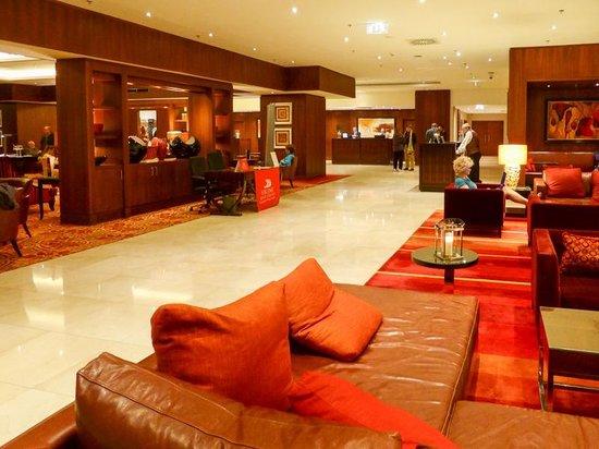 Budapest Marriott Hotel: Lobby