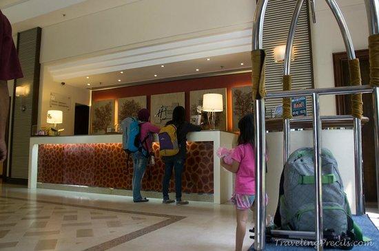 Holiday Inn Resort Penang : Reception