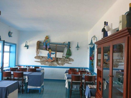 Restaurante El Risco : inside